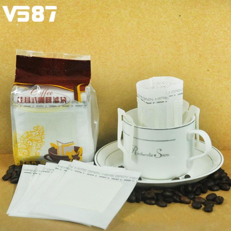 50Pcs/Pack Hanging Coffee Filter Bags Teabag Scented Tea Bag With String Seal Paper Herb Loose Tea Bolsas de te Coffee Tea Tools(China (Mainland))