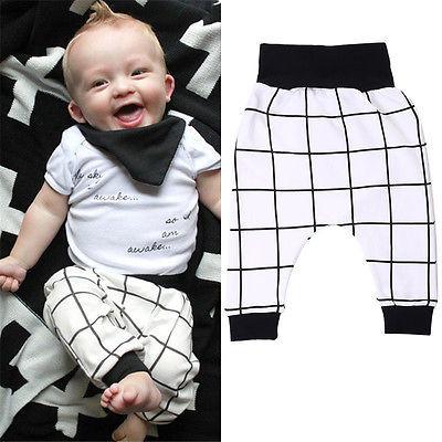 2016 новые девушки малышей детской мальчиков хлопка штаны детей шаровары брюки свободного покроя одежда