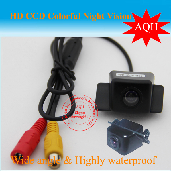Promotion Special hot selling CCD rearview camera for 2008 Camry oem car reverse camera with Free Shipping(China (Mainland))