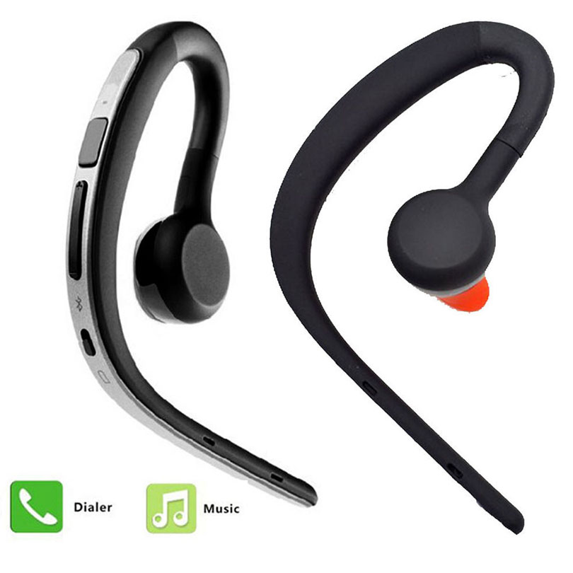 car driver headset bluetooth earphones Handsfree Portable Wireless Stereo Bluetooth earphone for jabra for all phone(China (Mainland))