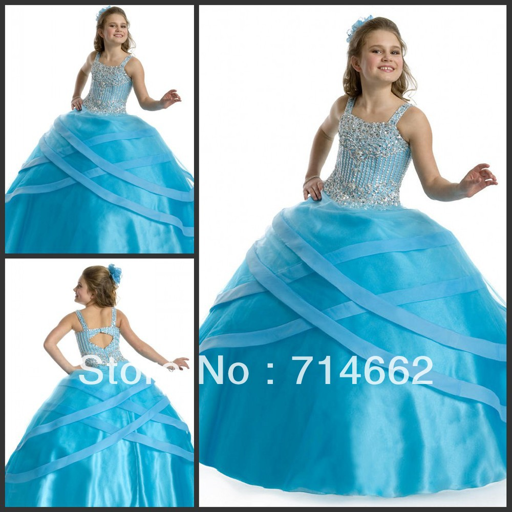 Free Prom Dresses For Little Girls - Homecoming Party Dresses