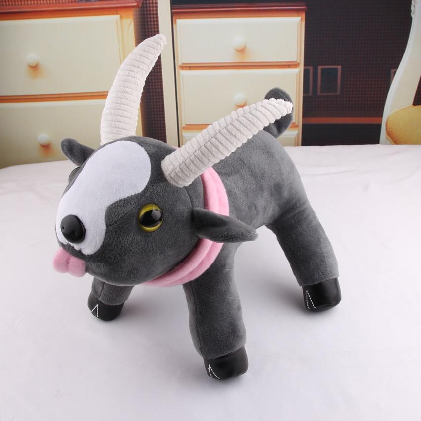"In Stock Goat Simulator Soft Plush Toy Doll 10""(China (Mainland))"