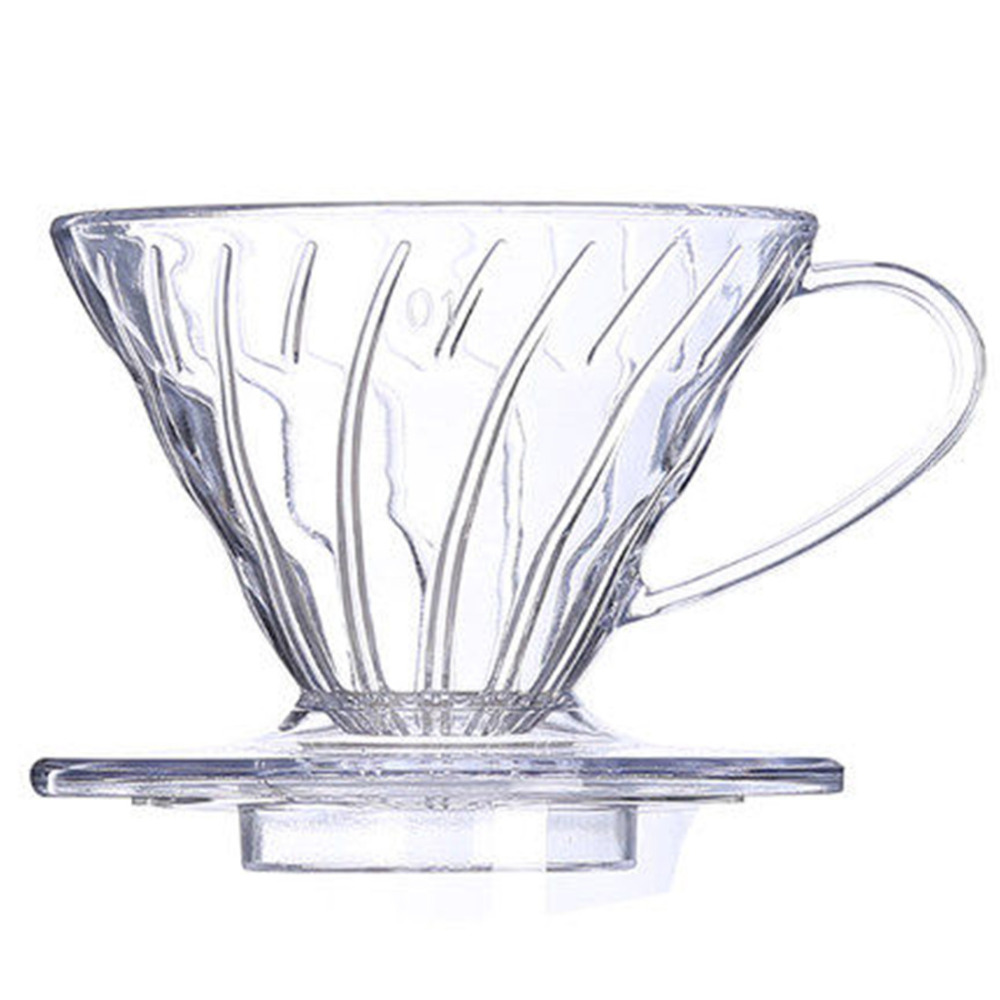 1PC V60 Coffee Brewer Drip Coffee filter cup