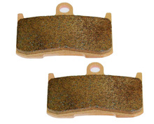 Motorcycle Copper Based Sintered Brake Pads For TRIUMPH Tiger 1050cc 2007-2012 Motor Front Brake Disk