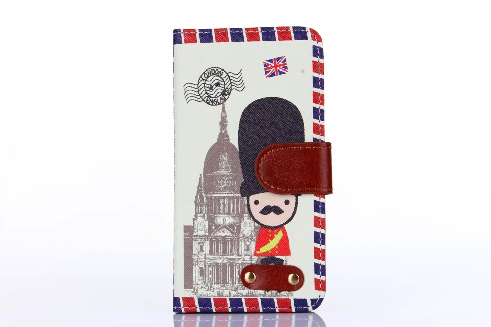 Free shipping 2015 new retro leather wallet mobile phone sets Phone Case button a variety of patterns for SONY Z4(China (Mainland))