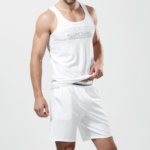 Free shipping Men's lounge sleepwear high quality comfortable modal cotton lounge set sleep bottoms(China (Mainland))