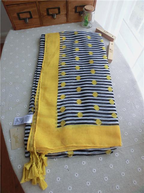 Новая зимняя бахромой шарф Barisa бар хлопок шарф шаль серьги-a44