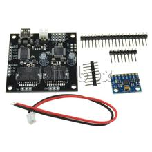 Buy MPU6050 3 Axis gyroscope + accelerometer module Gimbal Brushless Controller V3 for $17.58 in AliExpress store