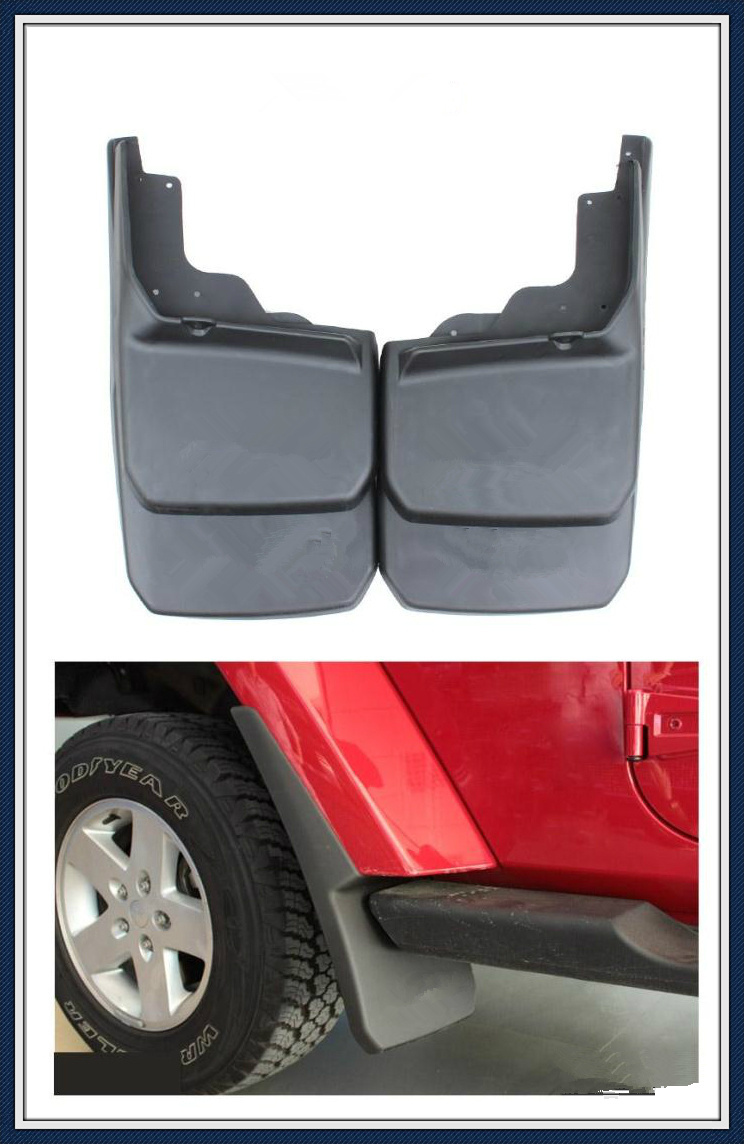 jeep wrangler mud flaps car interior design. Black Bedroom Furniture Sets. Home Design Ideas
