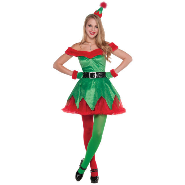 Lady Christmas Outfit New Santa Claus Christmas clothing sexy clothing Sex Uniform A-0457(China (Mainland))