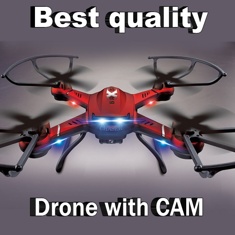 RC helicopter gyroscope Quadrocopter UFO with camera  Battery 500 mA