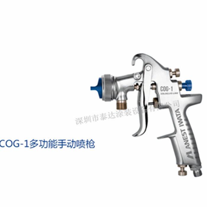 Iwata Spray Gun For Latex Paint