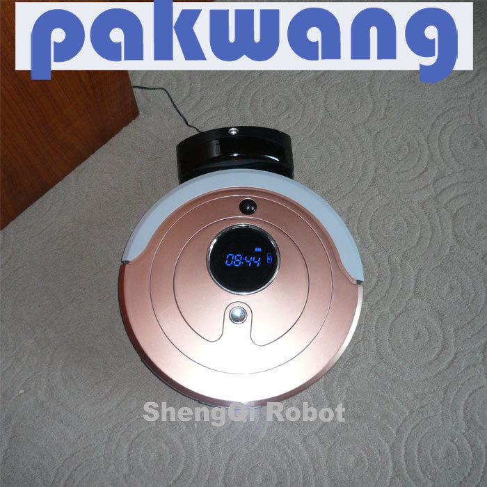 cheap robot vacuum cleaner,automatic vacuum cleaner,smart home appliance(China (Mainland))