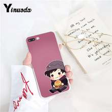 Yinuoda Riverdale South Side Snake Cover Soft Shell Phone Case for iPhone 8 7 6 6S Plus 5 5S SE XR X XS MAX 10 Coque Shell(China)