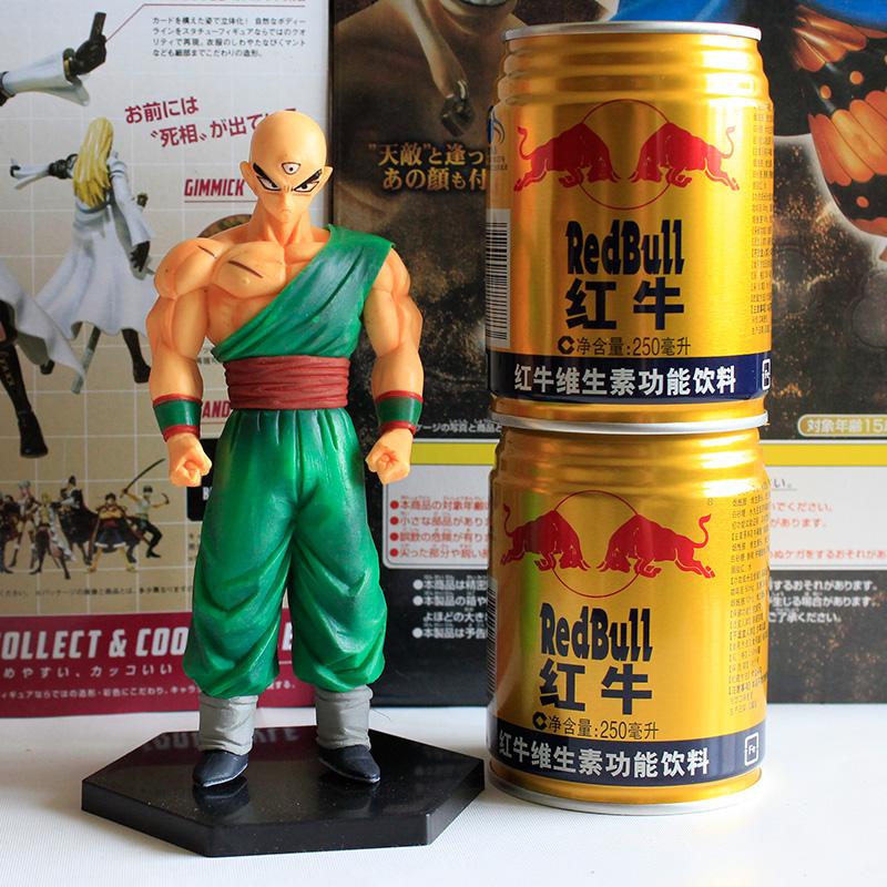 Anime Dragon Ball Tenshinhan PVC Action Figure Collectible Model doll toy 15cm(China (Mainland))