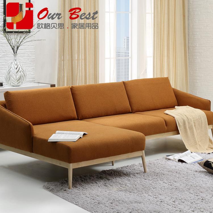 olger beth nordic wood sofa european modern minimalist
