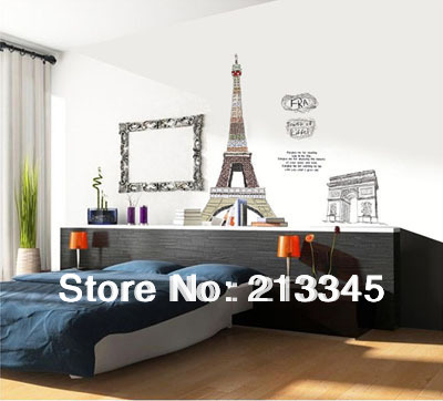 Saturday monopoly paris france arc de triomphe eiffel for Arc de triomphe wall mural