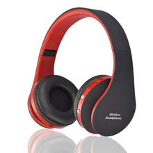 Buy NX-8252 Stereo Bluetooth Headset Headphones Wireless Head phone set Stereo Earphone Earpiece Audio Samsung iPhone for $10.24 in AliExpress store