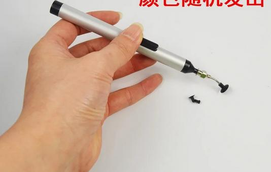 Brand New Good Quality Wholesale Price Easy Pick Up Picker Hand Tool ForIC SMD Vacuum Sucking Sucker Pen(China (Mainland))