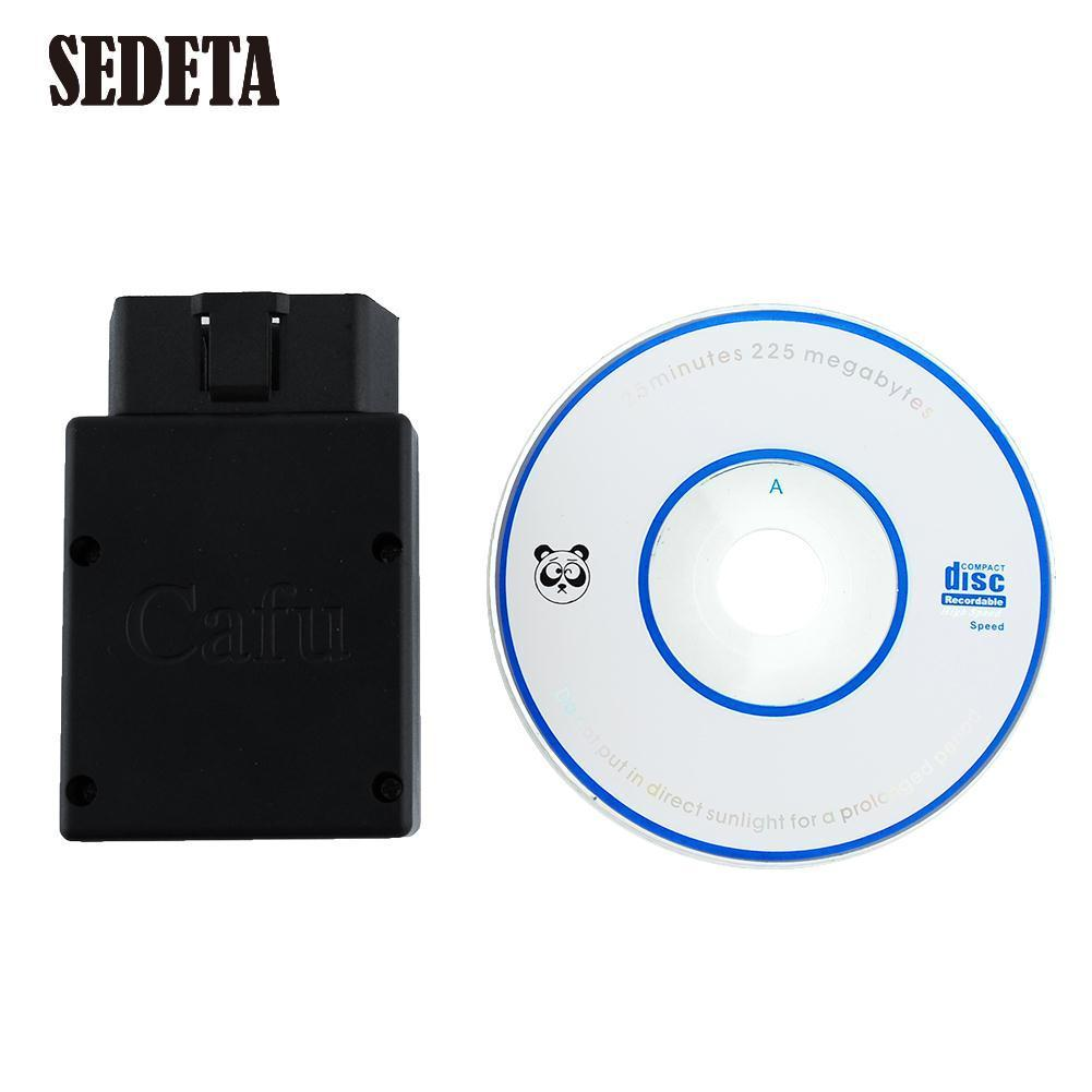 SEDETA New Car Bluetooth OBD 2 Black Diagnostic Multiscan Code Reader Scan Scanner For iPhone iPad PC Auto Portable Useful(China (Mainland))