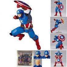 Incrível veneno vermelho carnificina capitão américa spiderman magneto wolverine x-men figuras de ação brinquedo boneca(China)