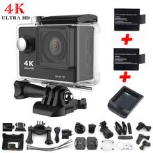 Original Action Camera Eken H9 Ultra HD 4K WiFi Sport Camera 1080P 2.0 LCD 170D lens Helmet go pro Cam Underwater Waterproof