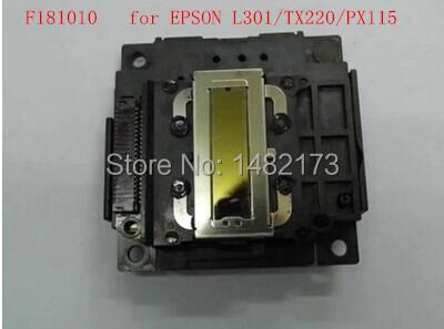 wholesale price ! free shipping HK! F181010 original printhead for epson L301/TX220/PX115 print head for Epson printer nozzle(China (Mainland))