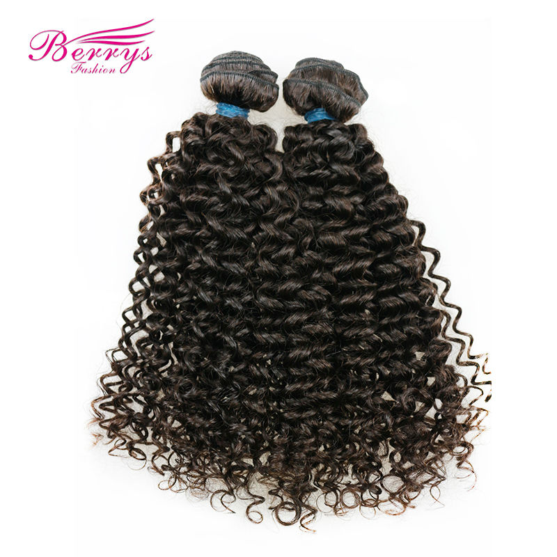 "Brazilian Virgin Hair super Curly 3pcs/lot (12""-30"") Unprocessed Human Hair Extension small deep curly Virgin Hair(China (Mainland))"