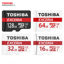 Buy TOSHIBA Memory Card 16GB 32GB 64GB 128GB C10 Micro SD Card TF Trans Flash Card SDHC SDXC UHS-I Class10 MicroSD Mikro Card for $9.74 in AliExpress store