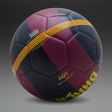 Free shipping Hot selling  European champion cup Soccer ball football High Quality PU size 5 for match(China (Mainland))