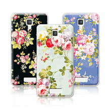 Buy 2016 Luxury Floral Painted Case Lenovo A1000 1000 Cover Art printed Flower CaseFor Lenovo A1000 Case+Free Stylus Pen for $1.35 in AliExpress store