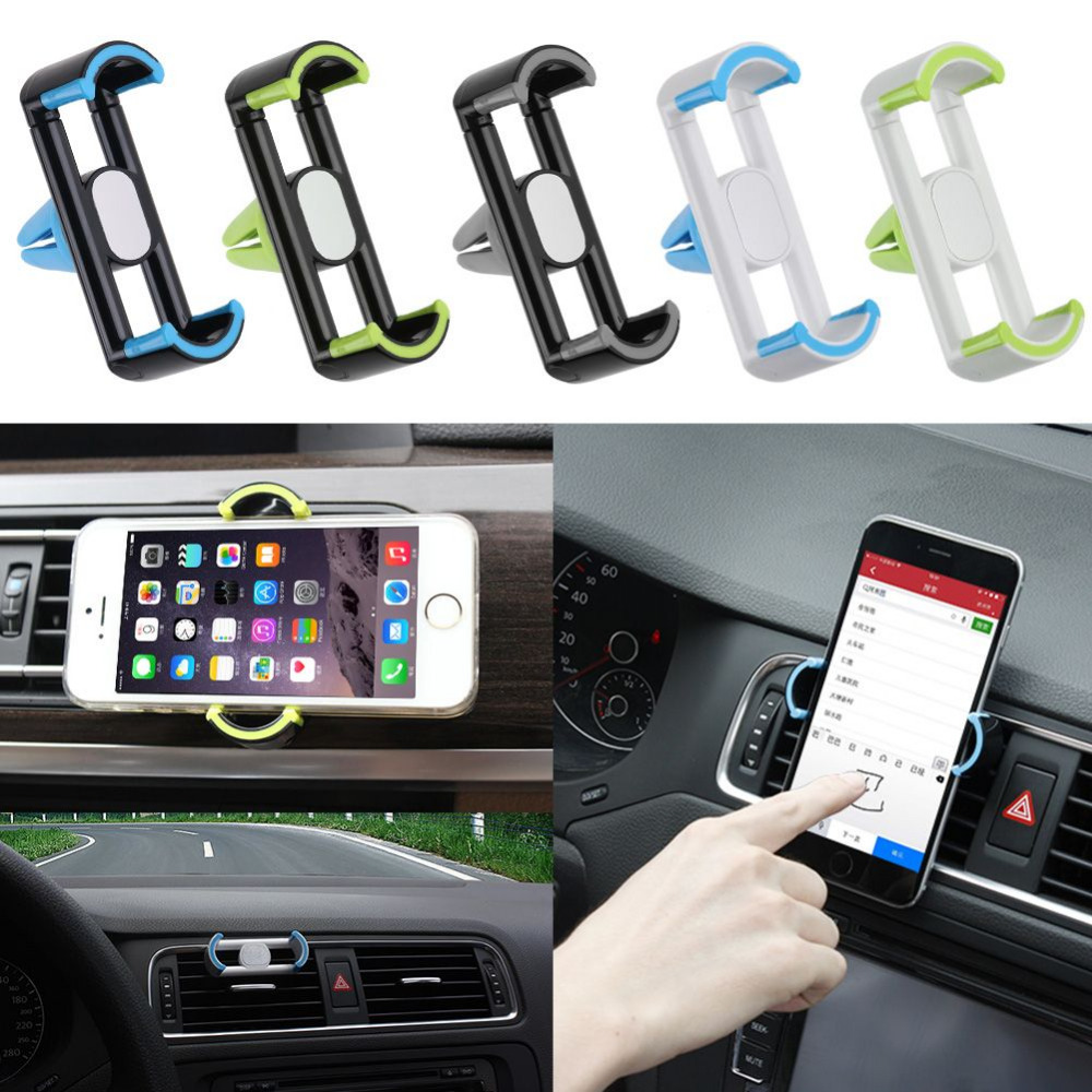 Best Universal Mini Car Air Outlet Holder Stents Vent Mount Support For Cell Phone(China (Mainland))