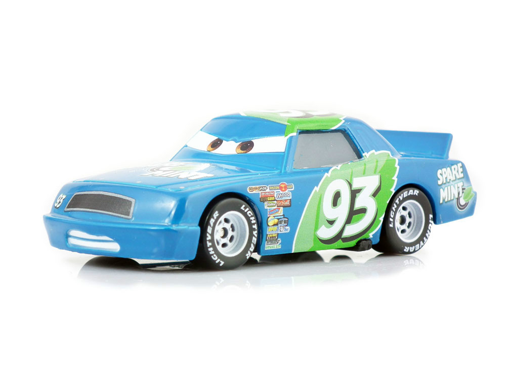 Pixar Cars 2 #93 SPARE O MINT Diecast Metal Classic Toy cars for Kids Children(China (Mainland))