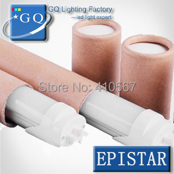 25pc/lot 10w 15w 18w 25w T8 LED Tube Light fluorescent daylight lamp lighting tube lamp(China (Mainland))