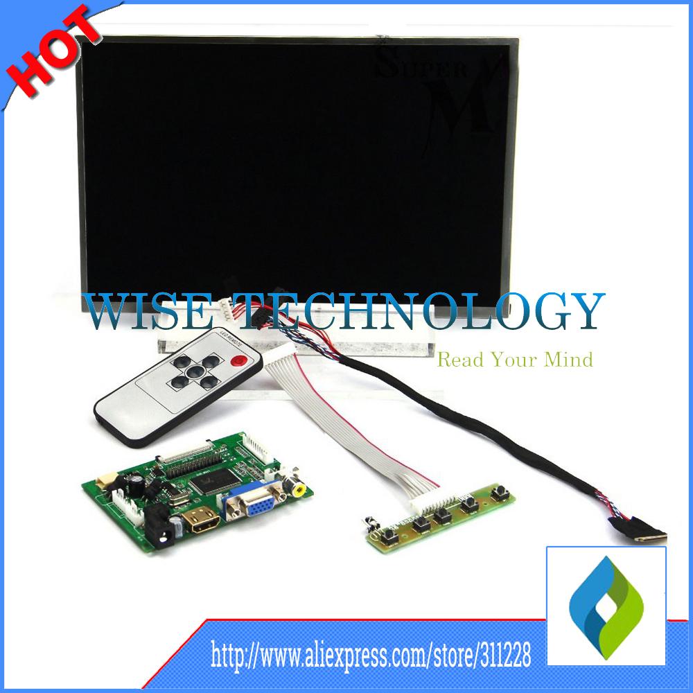 "(HDMI+VGA+CVBS+AUDIO+USB) Controller Board+N101ICG-L21 HSD101PWW1 10.1"" 10.1Inch 1280*800 IPS LCD Display,tablet pc LCD(China (Mainland))"
