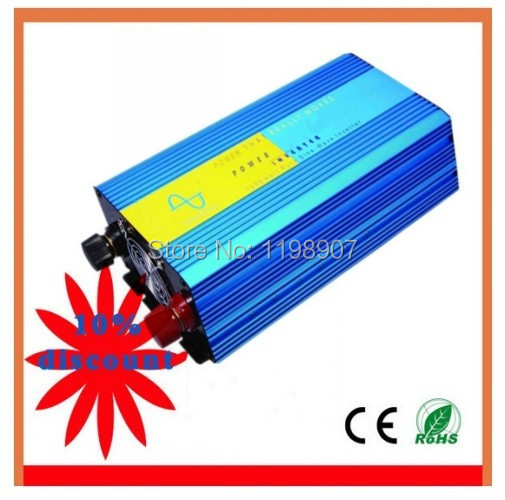 Pure sine wave inverter 1500W 220V 12VDC 24VDC 12VDC, CE & ROHS, PV Solar Inverter, Power inverter,