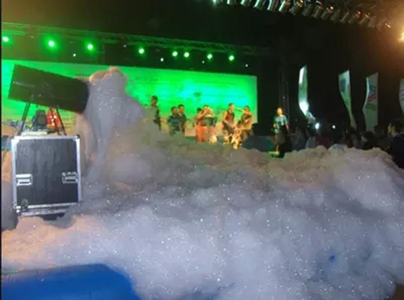 1200W Large bubble machine - Guangzhou night sun stage lighting equipment co., LTD store