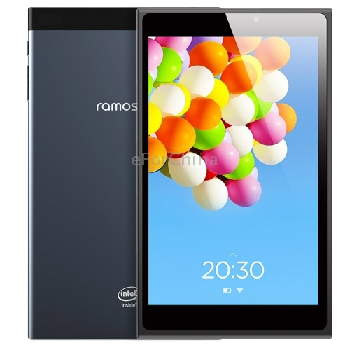 Original Ramos i8c Blue Intel Atom Z2520 Dual Core 1.2GHz 1GB+16GB 8 inch Android 4.2.2 Tablet PC Support 1080P video recording(China (Mainland))