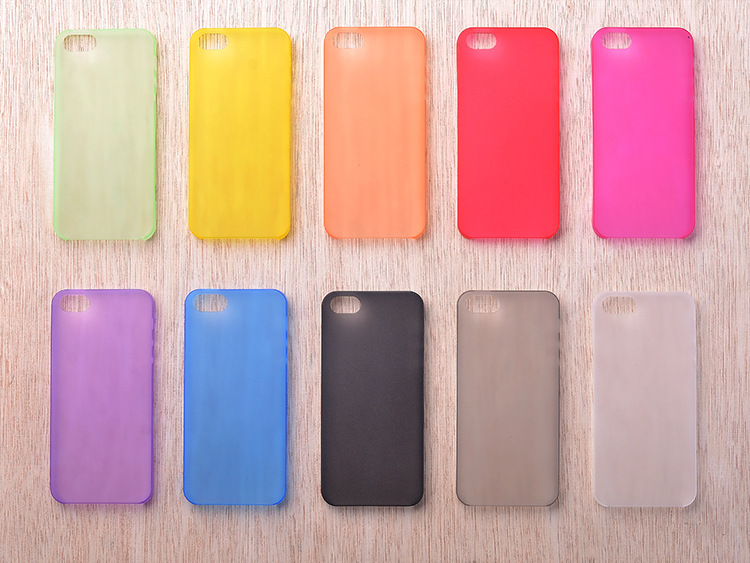 2 Apple iphone 5 5s skin case Moblie Phone 0.3mm Ultra Thin Slim Matte Cover Cases price - Rainbow Road store
