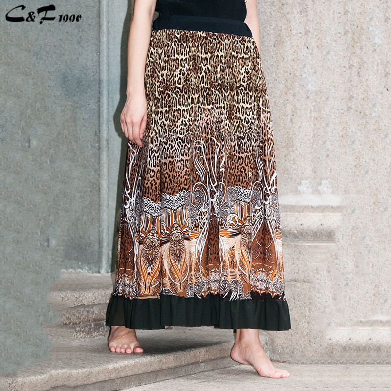 Fantastic Woman39s Long Skirt  Muslim Fashion Skirt  Islamic Daily Dress