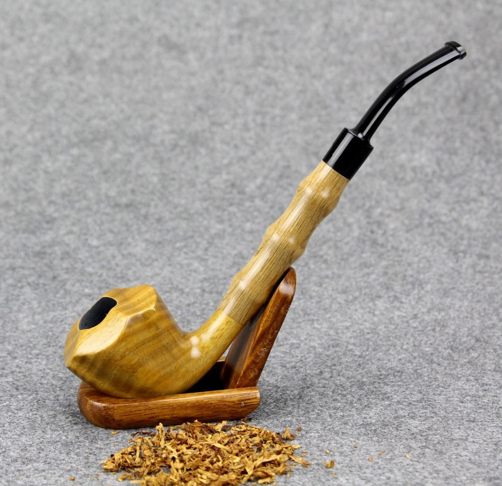 how to put a filter in a tobacco pipe