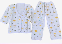MY newborn baby cotton clothes suit baby clothing all for children clothing and accessories clothing set