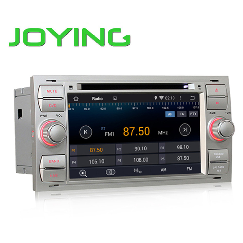 2 din Android 4.4 Car DVD palyer GPS Navi For Ford Focus Transit Galaxy Mondeo Quad Core 1024*600 1.6GHz Radio Multimedia player<br><br>Aliexpress