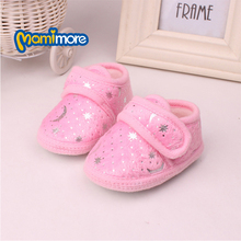 Infant Shoes 2016 New Spring Baby Moccasins Toddler Shoes Square Soft Bottom Shoes Comfortable And Light Prewalker(China (Mainland))