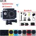 2 0 4K SJCAM Sj5000 Series SJ5000X Elite WiFi NTK96660 Mini Gyro 30 Waterproof Sports Action