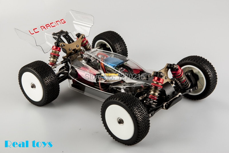 LC Racing EMB-1 Off Road Buggy 1/14 scale 4WD brushless Buggy RTR version 2.4G radio