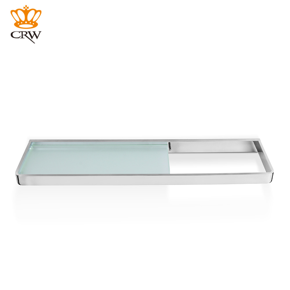 Online get cheap custom glass shelves for Bathroom glass shelves