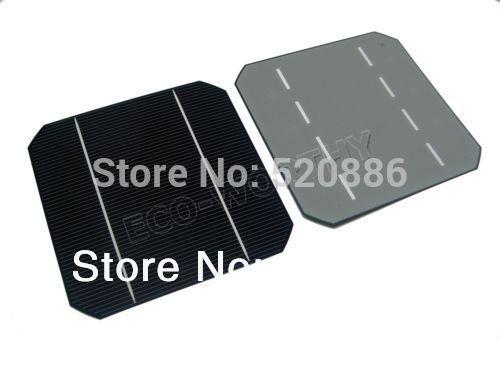 DIY 50w solar panel,20 pcs 5x5 A grade monocrystalline solar cell,solar cells ,free shipping* !!!(China (Mainland))
