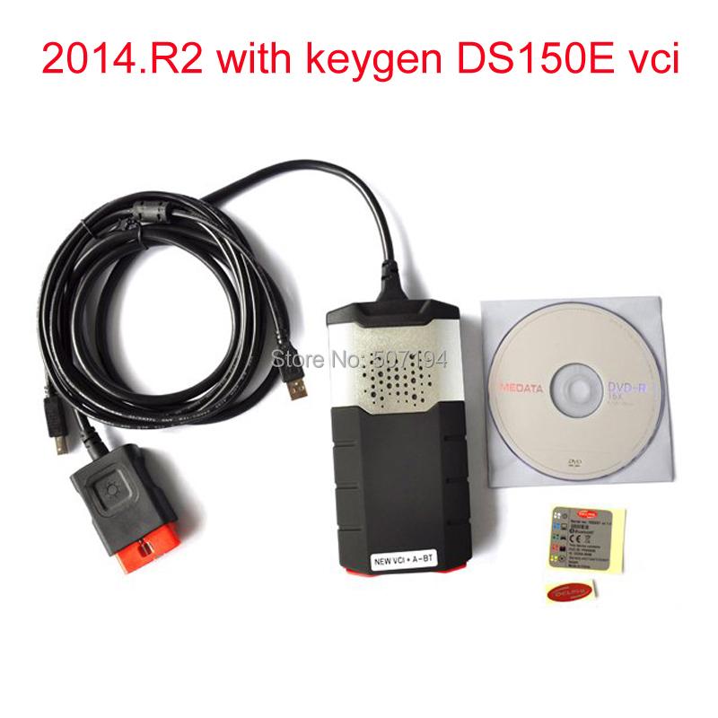 Multi-language Best Quality CAR TURCK diagnostic tool TCS CDP pro plus 2014.R2 keygen DS150E DS150 - China Machine Co.,LTD store