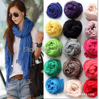 2014 Winter warm American and Europe Candy winter head scarf women's shawls and scarves india ladies female scarves headband(China (Mainland))
